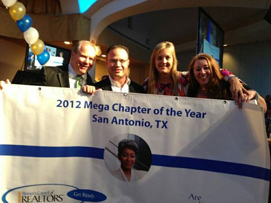 2012 MEGA Chapter of the Year Again!