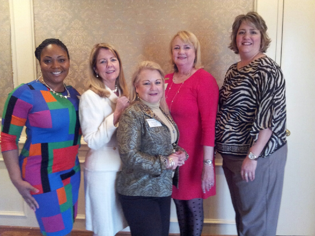 2014 WCR Dallas Line Officers