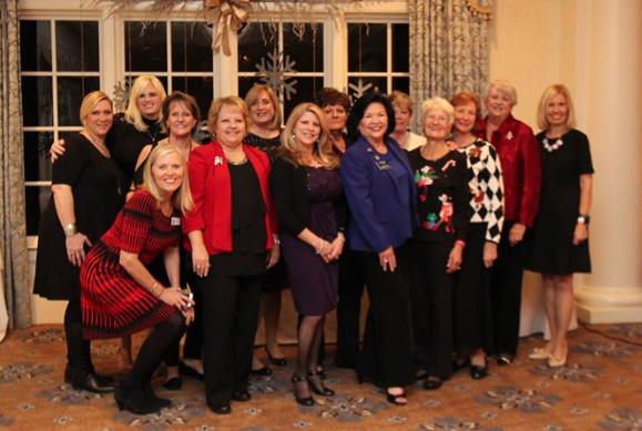 WCR Gwinnett at WCR Georgia Holiday Party and 2017 Installation