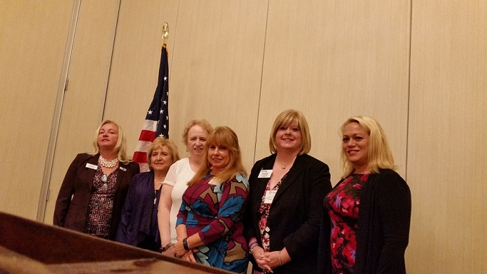 WCR New York State 2016 Officers
