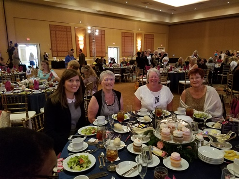 NAR/WCR Conference in Orlando Inaugural Luncheon