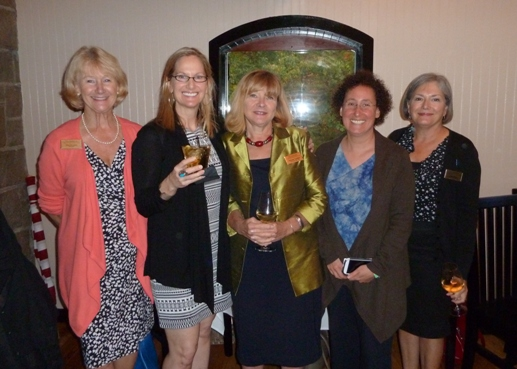 Board Members: Ellen Evenson, Beth Murphy, Deb Tremblay, Shari Shane, Peggy Dinger