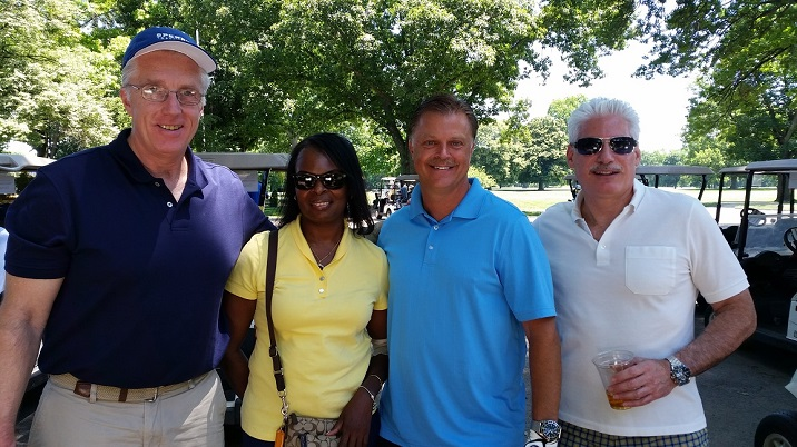 July 2015 Golf Fundraiser at Dyker Beach Golf Course