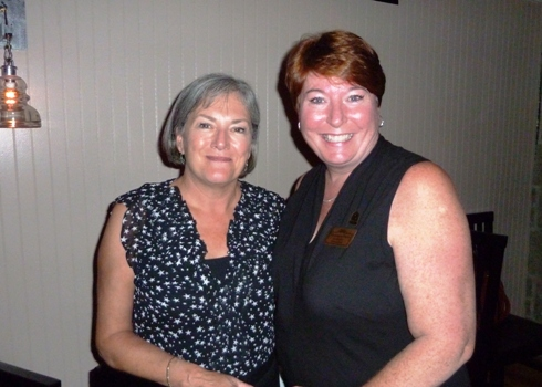 Board Member Peggy Dinger and Our Strategic Partner Maureen Poole