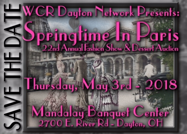 Fashion Show and Dessert Auction