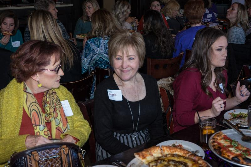 January Kick off Luncheon at Coal's Artisan Pizza