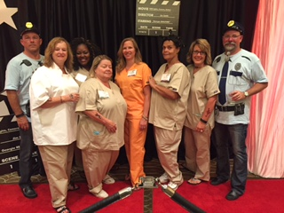 Coweta Governing Board at GAR 2015 - Orange is the New Black