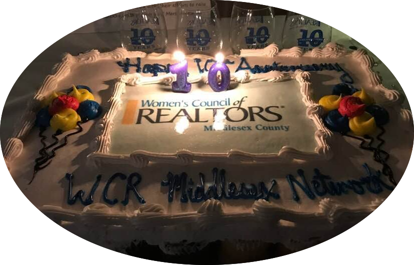 HAPPY 10TH ANNIVERSARY WCR MIDDLESEX