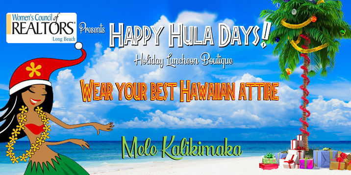 HAPPY HULA DAYS!