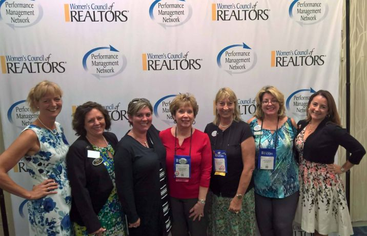 Women's Council at Florida Realtors August 2017