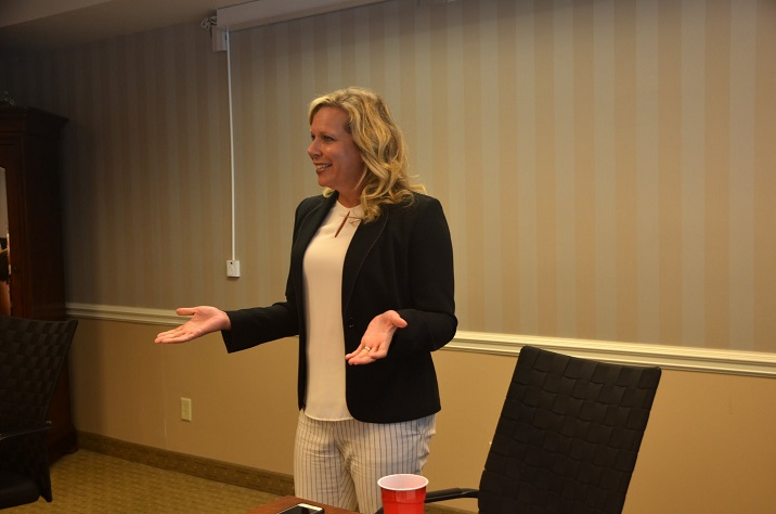Women in Business & Politics with Amanda Bledsoe