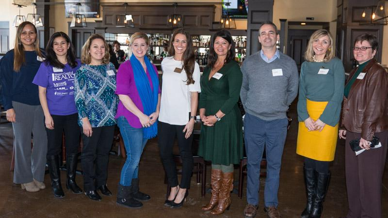 New 2018 WCR Members at January Kickoff Luncheon