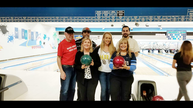 WCR Team at the 4th Annual AREAA Bowling Tournament