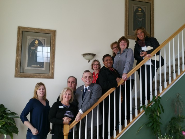 Women's Council of REALTORS Caravan Tour- 3 -17