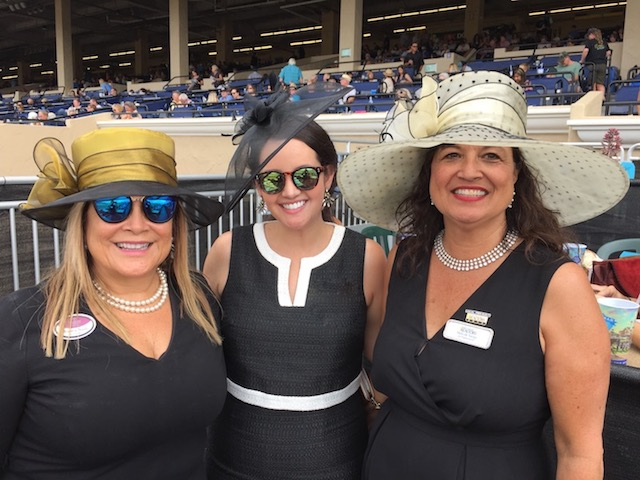 Enjoying a Day at the Races in Del Mar