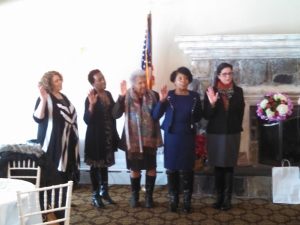 2017 Officer Installation - Women's Council of Realtors Brooklyn Network