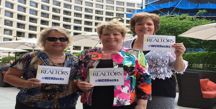 WCR Rocks at Washington Hilton