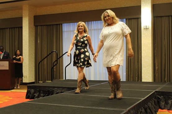 A Night To Remember Fashion Show---Country Girls!