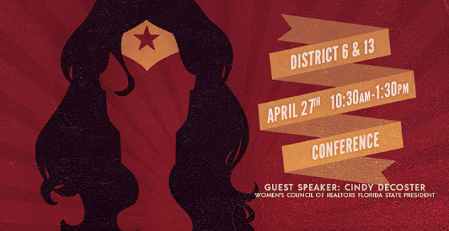 District VI & XIII Conference Flyer