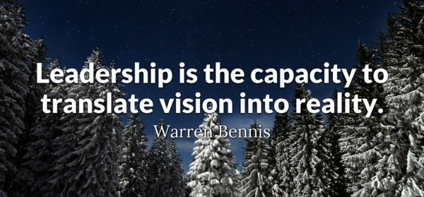 Quote on Leadership