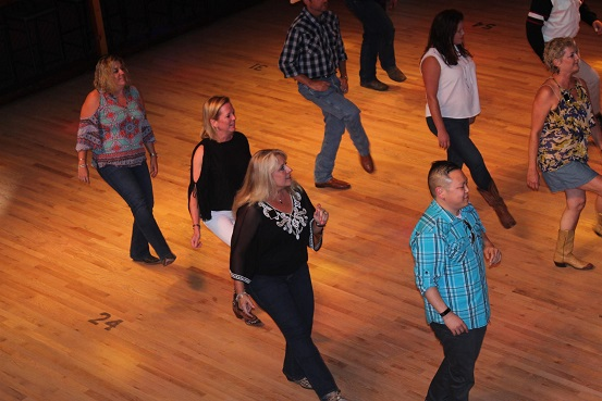 Line Dancing With Keller Williams Cedar Park