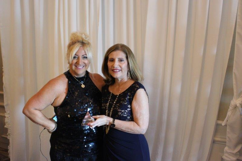 Michele Bellisari and Cathy Lewis