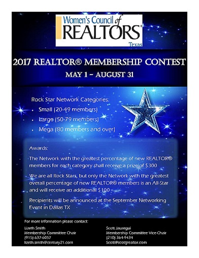 State Membership Contest