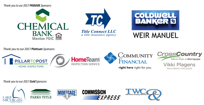 Thank You To Our 2017 Annual Sponsors!!!!