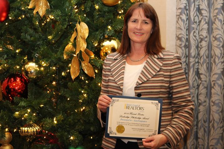 Lisa Tanjuatco of WCR Gwinnett recipient of the 2015 Harriet Konter Leadership Scholarship