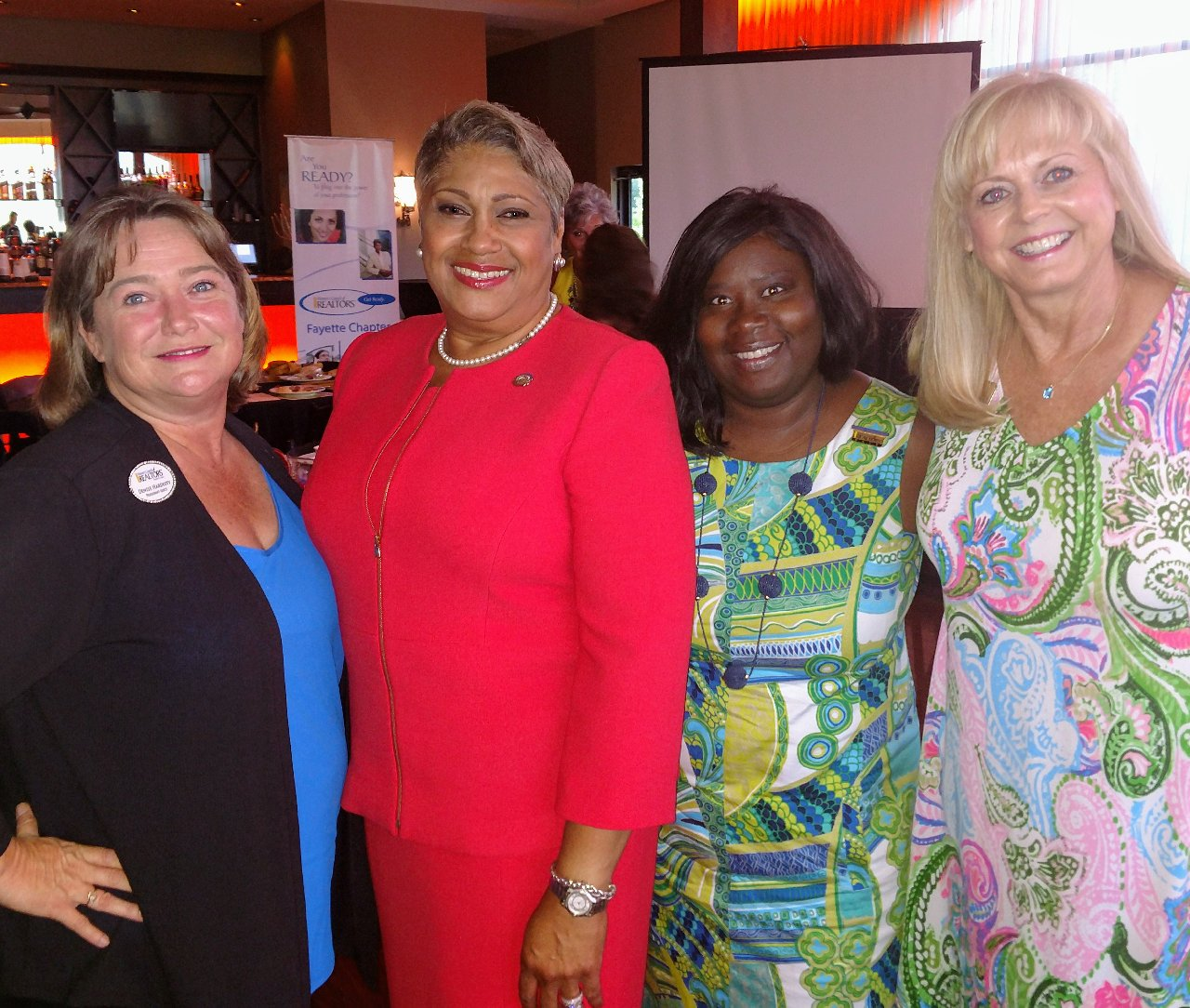 Denise Hardesty, Faith Reid, Sylvia Gause, Lisa Jackson