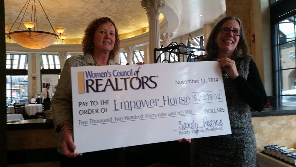 Empower House Donation