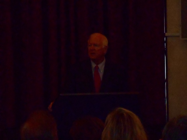 Saxby Chambliss Speaks to WCR at Luncheon