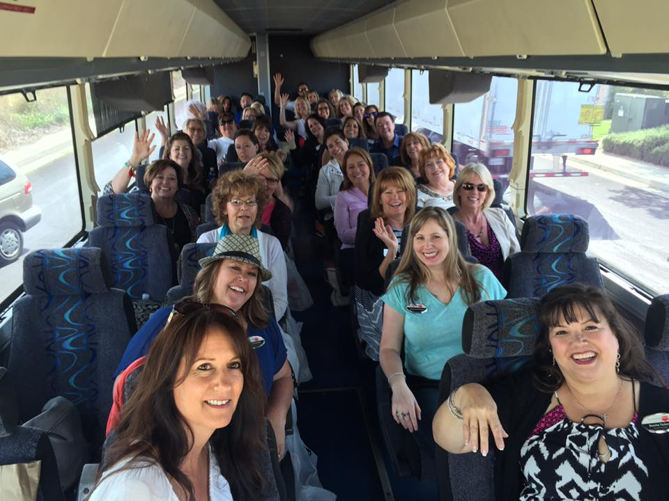 WCR Placer Wine and Bus Tour Networking event