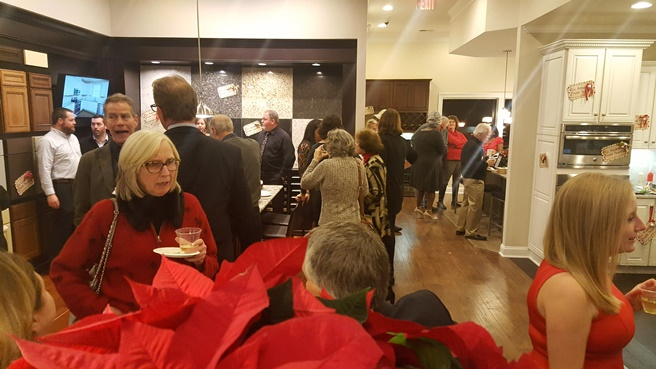 2016 Holiday Party Hosted by Frank Ballif w/Southern Development Builders