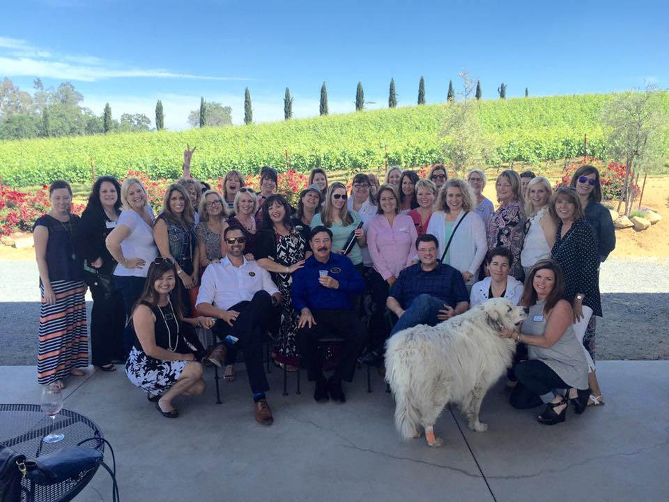 WCR Placer Wine Tour Networking Event