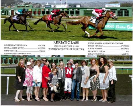 Multi Chapter Networking Event-Day At The Races June 2014